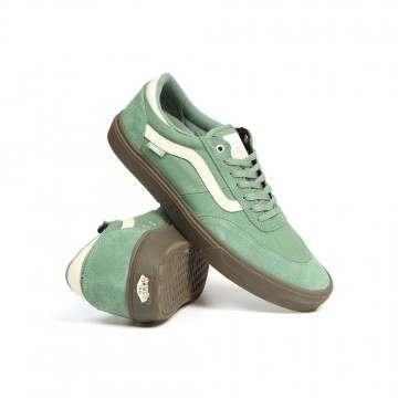 Vans Gilbert Crockett 2 Pro Shoes Green/DarkGum