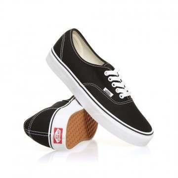 Vans Authentic Shoes Black