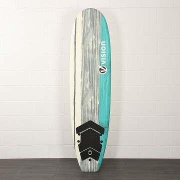 Vision Spark Soft Beginner Surfboard 7Ft 0