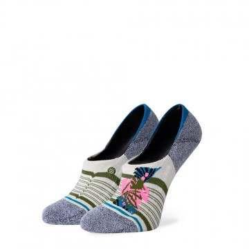 Stance Sybil No Show Socks White