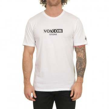 Volcom For Never Tee White