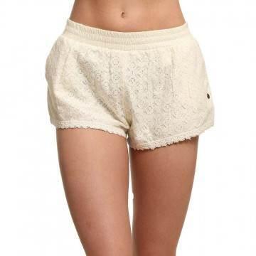 Element Bross Shorts Ivory