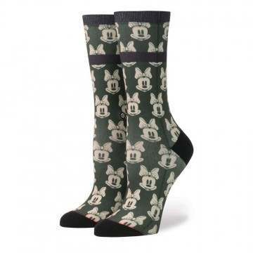 Stance X Disney Mini Minnies Socks Green