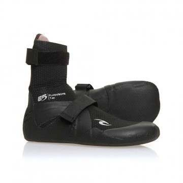 Ripcurl Flashbomb 7MM Round Toe Wetsuit Boots