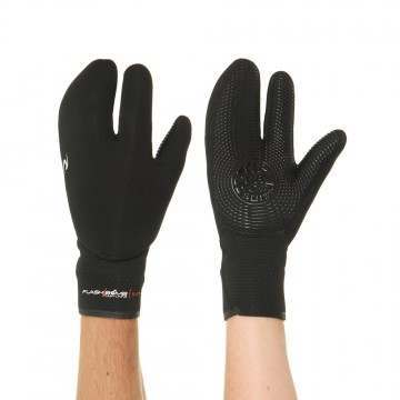 Ripcurl Flashbomb 5MM 3 Finger Wetsuit Gloves