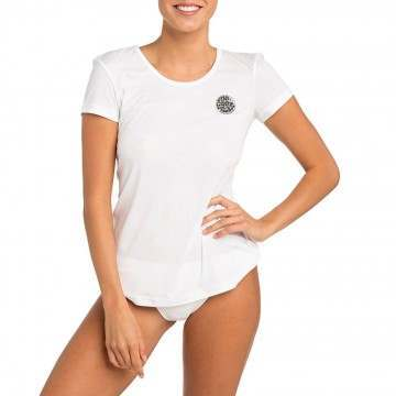 Ripcurl Whitewash Loose Fit UV Rash Tee
