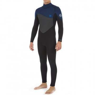 Ripcurl Omega 3/2 BZ Summer Wetsuit Navy