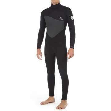 Ripcurl Omega 3/2 BZ Summer Wetsuit Black