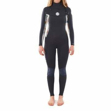 Ripcurl Ladies Dawn Patrol 5/3 CZ Wetsuit Charcoal