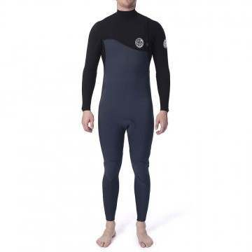 Ripcurl Flashbomb Zip Free 5/3 Winter Wetsuit Slate
