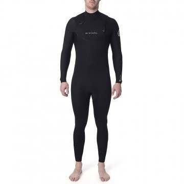 Ripcurl Dawn Patrol Warmth FZ 5/3 Wetsuit Black