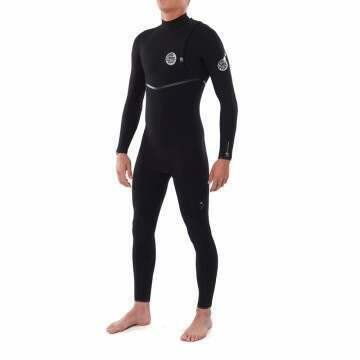 Ripcurl Flashbomb 5/3 Zip Free Winter Wetsuit Blk