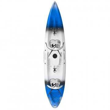 Wavesport Kayak Scooter Gemini White Out Black Ice