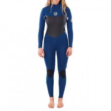 Ripcurl Ladies Flashbomb 5/3 CZ Wetsuit Navy