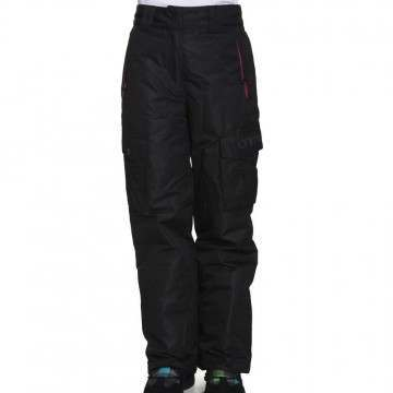ANIMAL GIRLS SALENA SNOW PANTS Black
