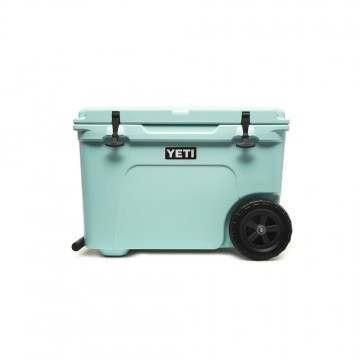 Yeti Tundra Haul Wheeled Cool Box Seafoam