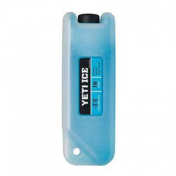Yeti Ice 1lb Refreezable Reusable Cooler Ice Pack