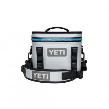 Yeti Hopper Flip 8L Cool Bag Fog Grey