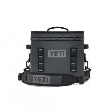 Yeti Hopper Flip 12L Cool Bag Charcoal
