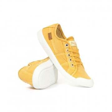 Blowfish Vesper Shoes Mustard Yellow