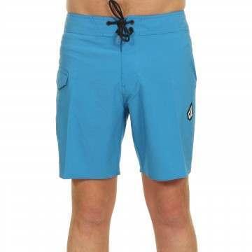 Volcom Lido Solid Boardshorts True Blue