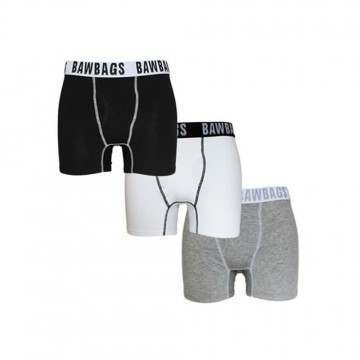BAWBAGS 3 PACK BOXERS Classic