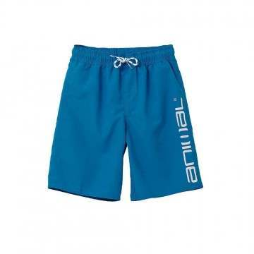 Animal Boys Tannar Boardshorts Medi Blue