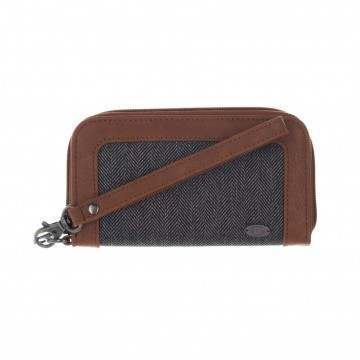 Animal Wicket Wallet Tan