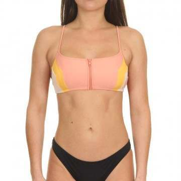 Roxy Pop Surf SD Bralette Terra Cotta
