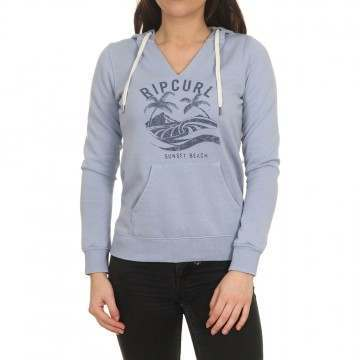 Ripcurl Oasis Muse Fleece Forever Blue