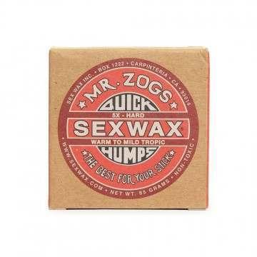 SEXWAX QUICK HUMPS Red Warm