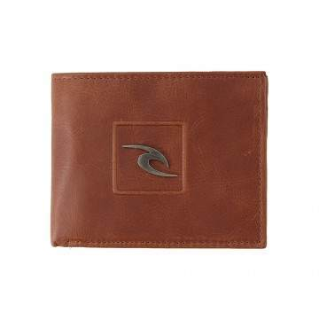 Ripcurl Rider Rfid 1 In 1 Wallet Brown