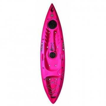 Tootega Kinetic 100 Hydrolite Kayak Pink