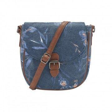 Animal Cori Cross Body Bag India Ink Blue