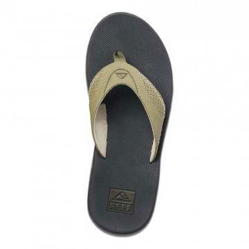 Reef Fanning Sandals Deep Olive
