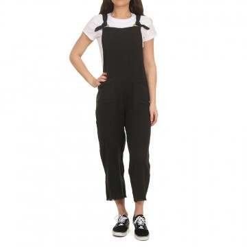 Billabong Run Wild Jumpsuit Black