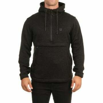 Billabong Boundary Hoody Black Heather