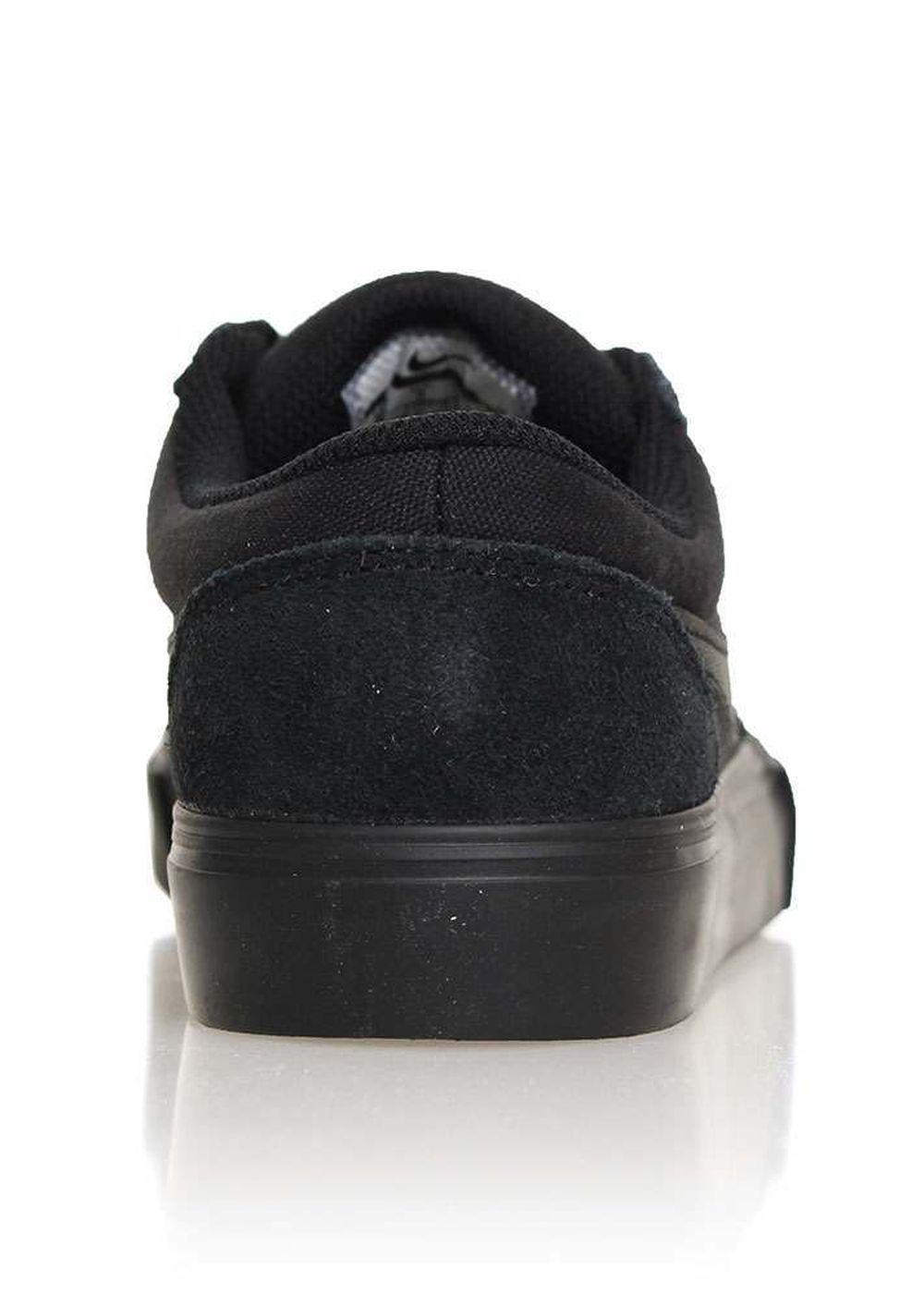 Elaborar Alfabeto A bordo  Nike SB Boys Satire II Shoes Black/Black