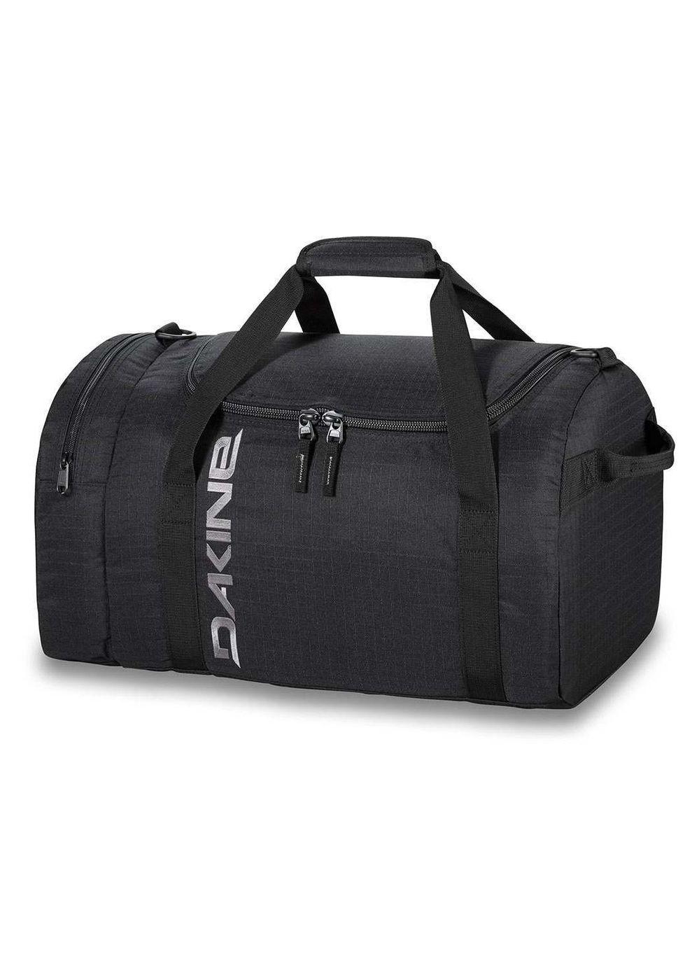 dakine eq 74l duffle bag black