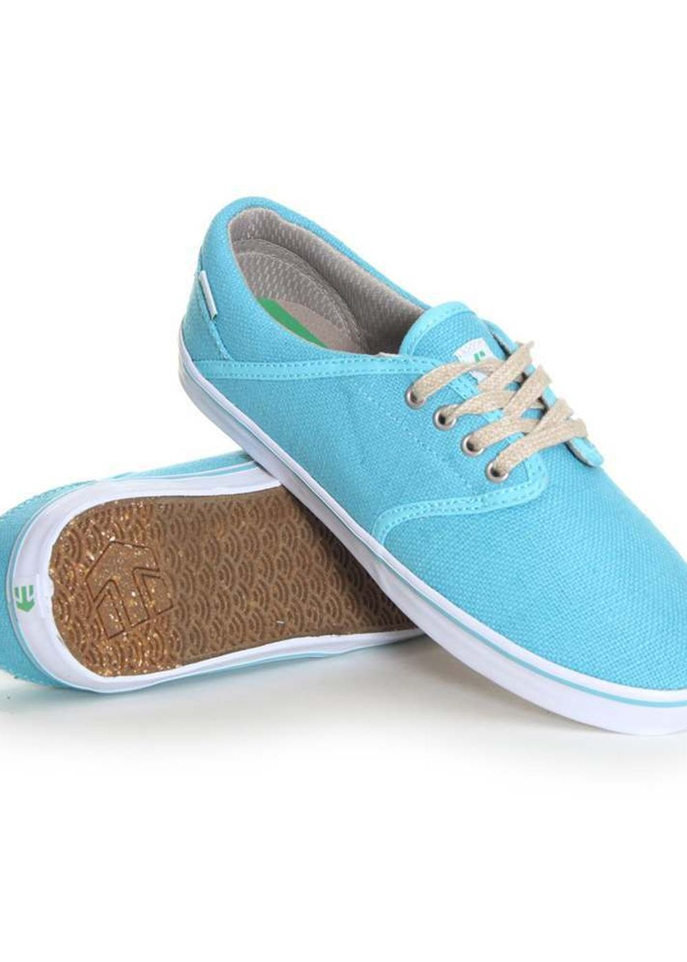 ETNIES CAPRICE ECO SHOES Blue/White