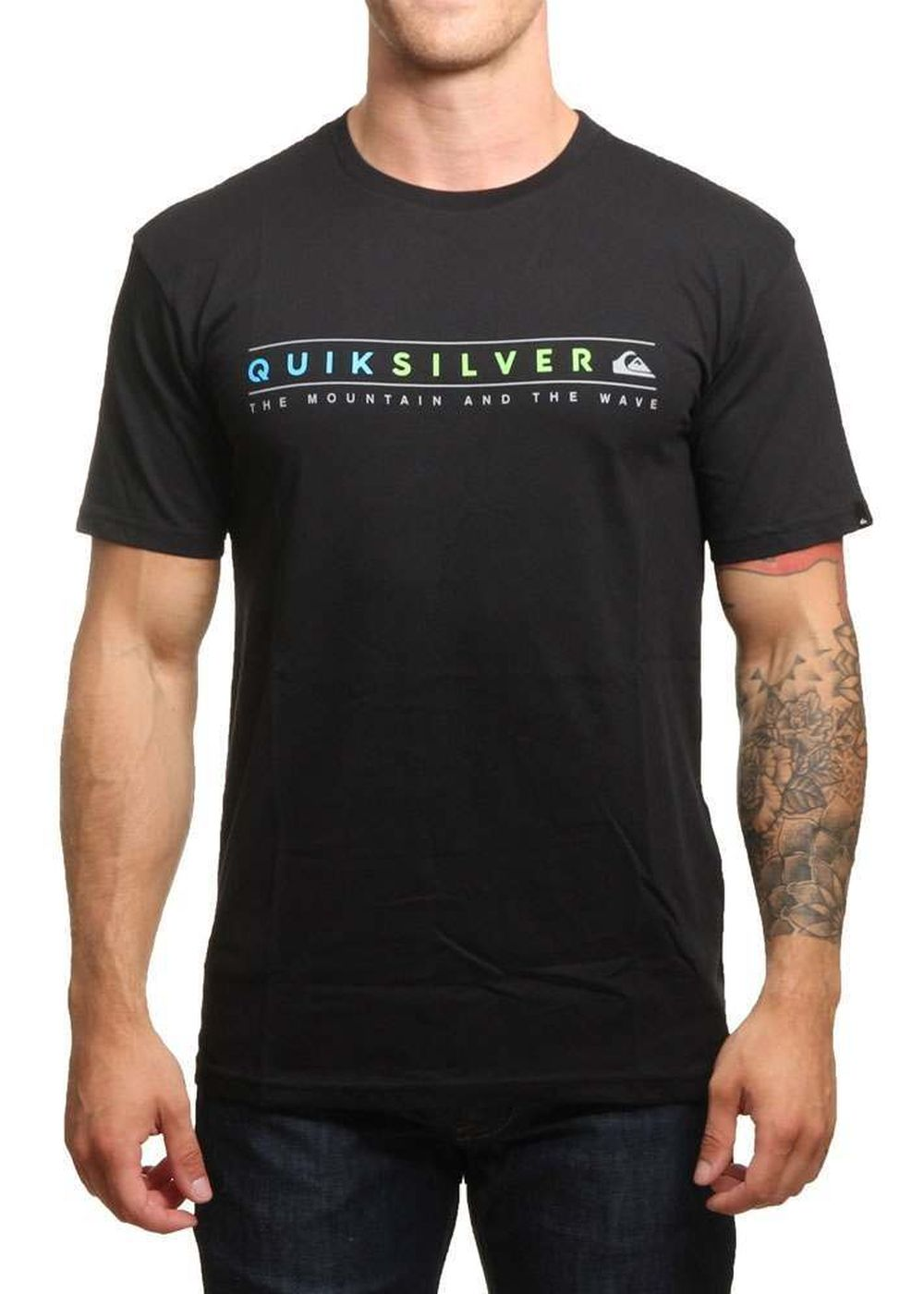 quiksilver-always-clean-tee-black