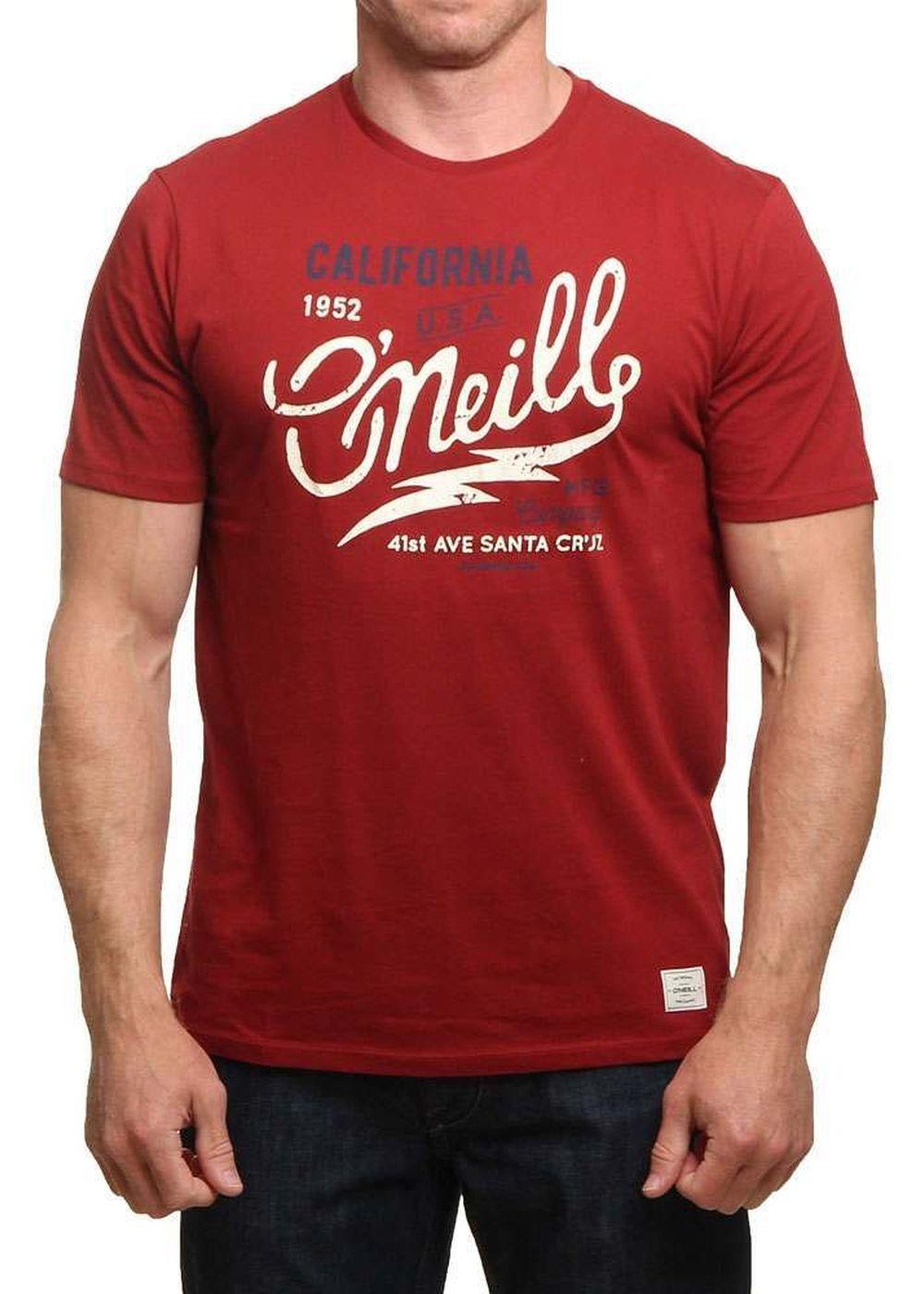 oneill-logo-type-tee-sundried-tomato