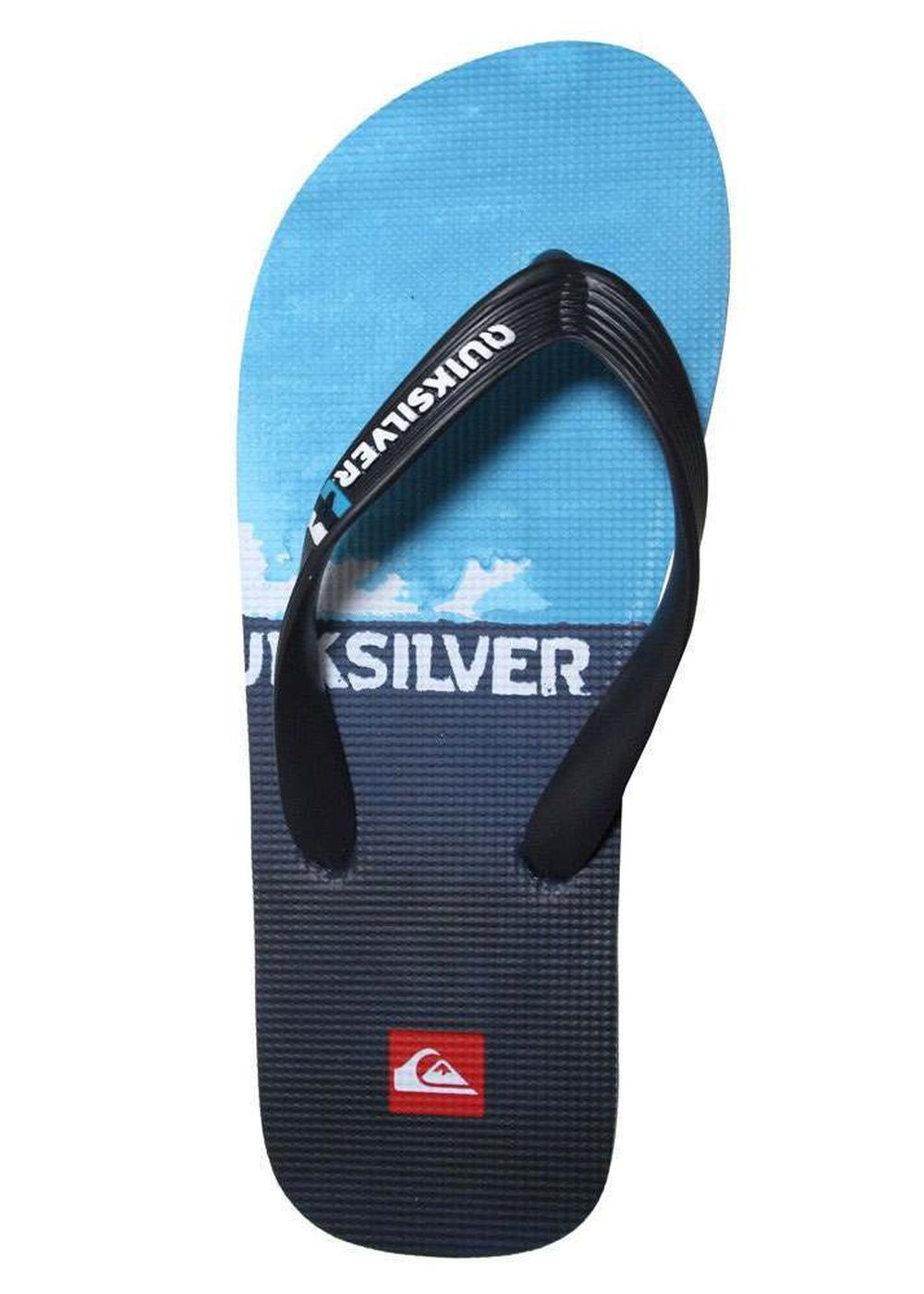 QUIKSILVER LT NEW HARBOUR SANDALS Dk BlueBlueWht