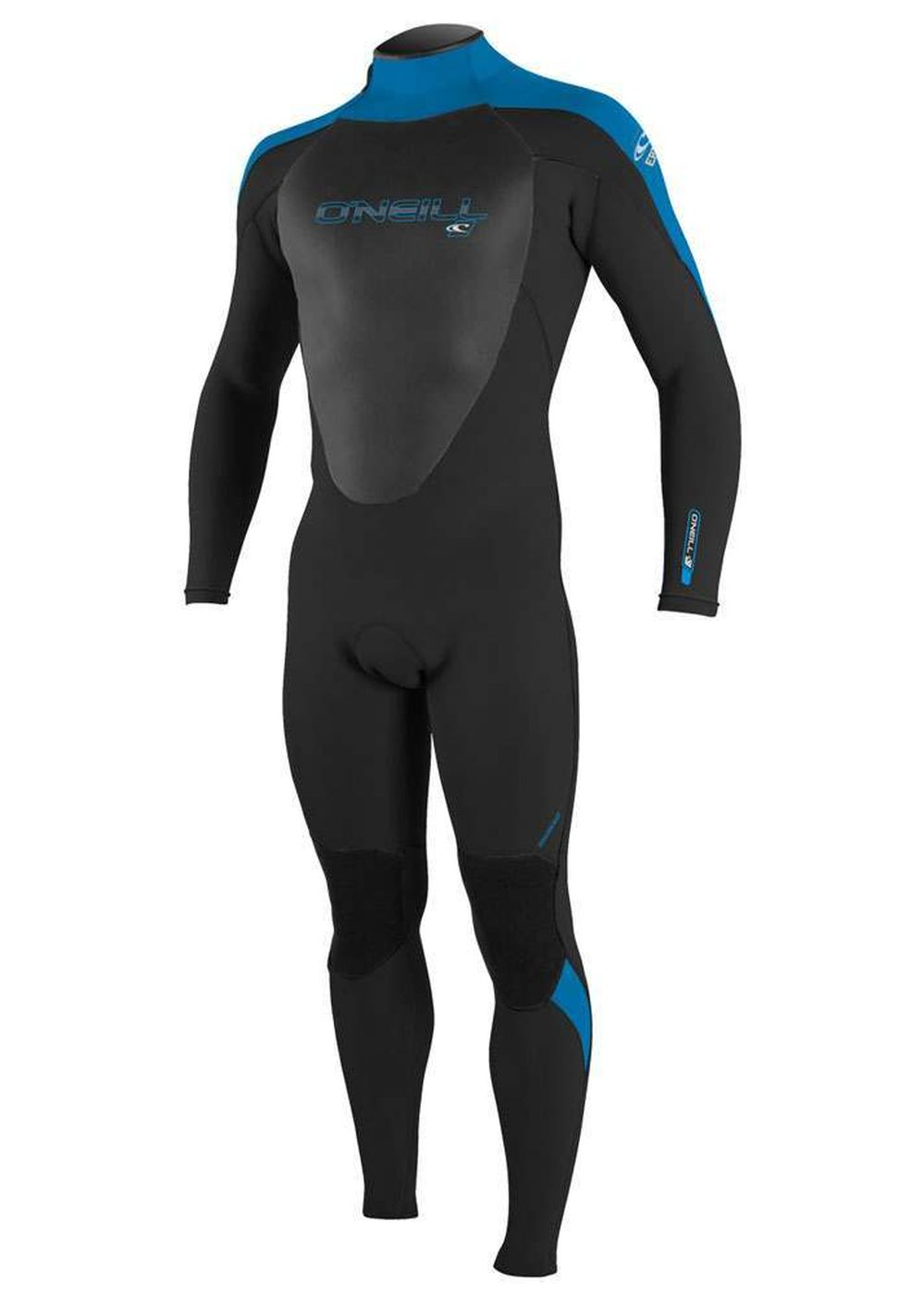 Oneill Epic Bz 5/4 Gbs Wetsuit 2017 Black/blue Picture