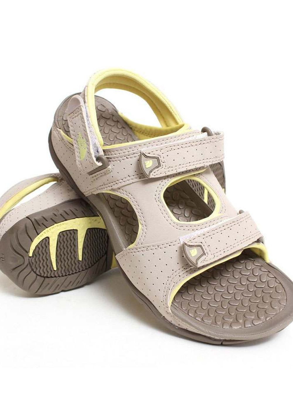 THE NORTH FACE WOMEN S EL RIO II SANDALS Ivory