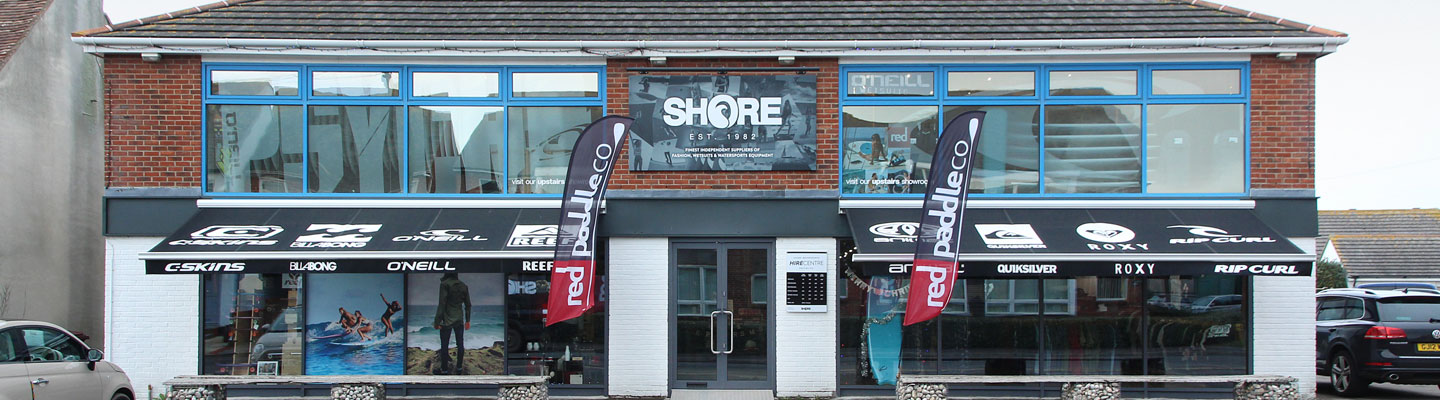 Shore Watersports Wittering Surf Shop